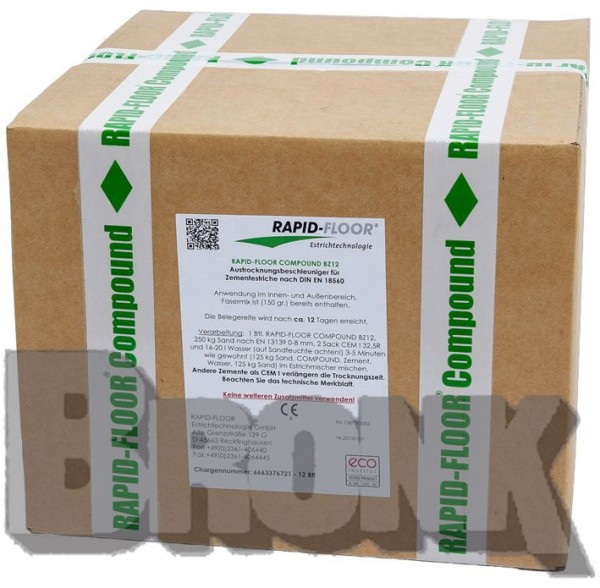 Rapidfloor Compound BZ 12