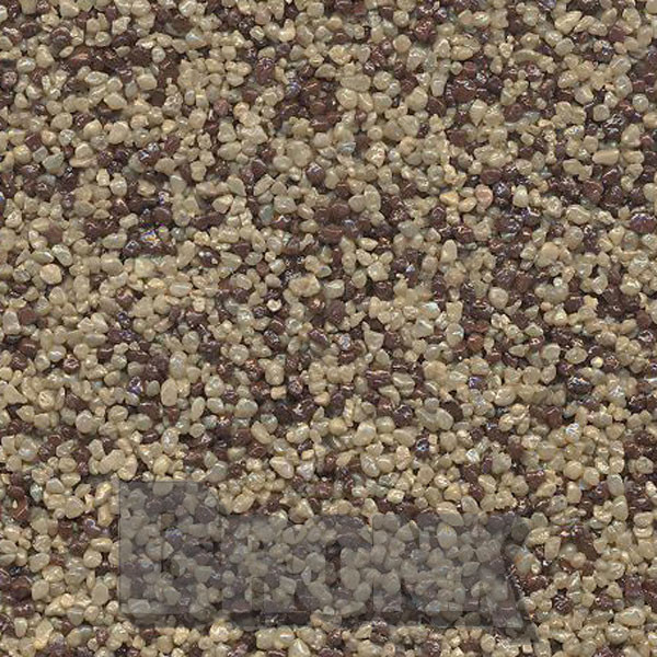 Mosaikputz Buntsteinputz 15 kg, Körnung 1,0-1,6 mm sand-braun TM31