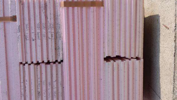 Perimeterdämmplatte 3000 rosa 150 kPa WLG 035 SF 50 mm Sonderposten