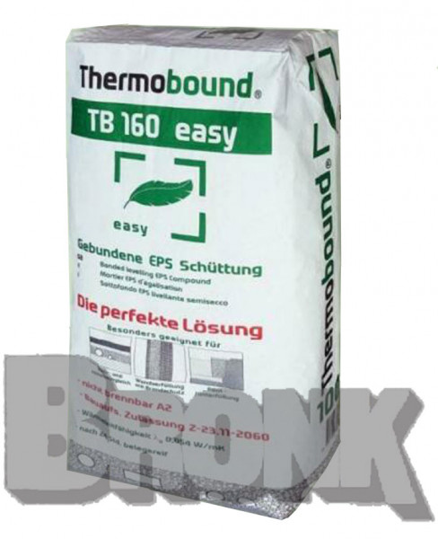 Thermobound TB160 EPS Schüttung-Fertigmischung