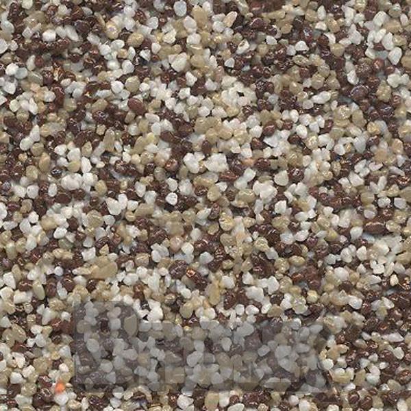 Mosaikputz Buntsteinputz 15 kg, Körnung 1,0-1,6 mm beige-sand-braun TM25
