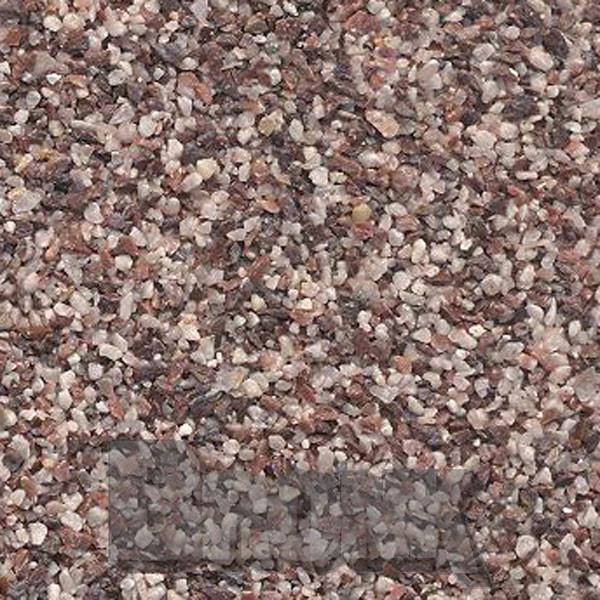 Mosaikputz Buntsteinputz 15 kg, Körnung 1,0-1,6 mm quarz-hellbraun-dunkelbraun TM76