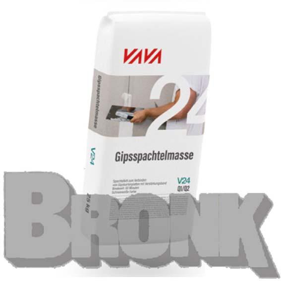VAVA V24 Spachtelgips Jointfiller 25kg