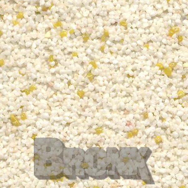 Mosaikputz Buntsteinputz 15 kg, Körnung 1,0-1,6 mm beige-sand/gelb TM1