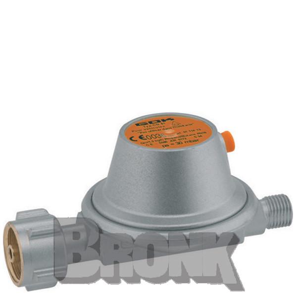 Flüssiggas - Druckregler / Caravanregler EN61 PS 16 bar 1,5 kg/h