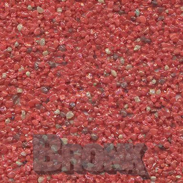 Mosaikputz Buntsteinputz 15 kg, Körnung 1,0-1,6 mm rot-beige-braun TM61
