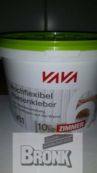 Vava V61 Flexkleber Megaron 10 kg Eimer