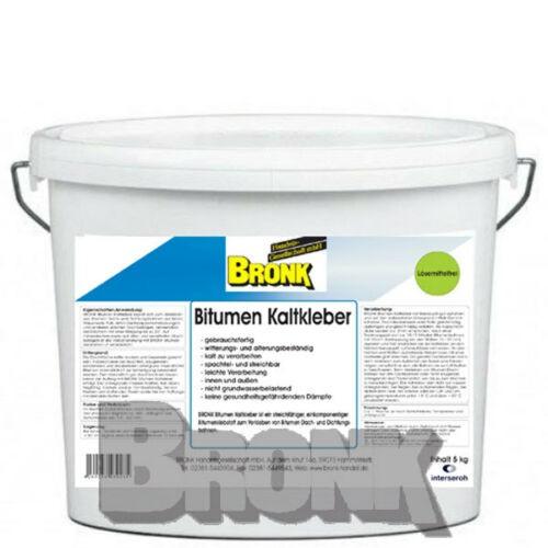 Bitumen - Kaltkleber