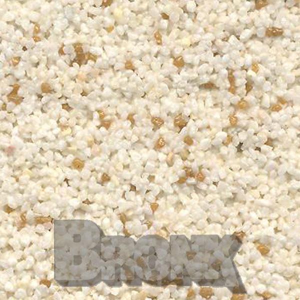 Buntsteinputz 15 kg weiß, beige TM2