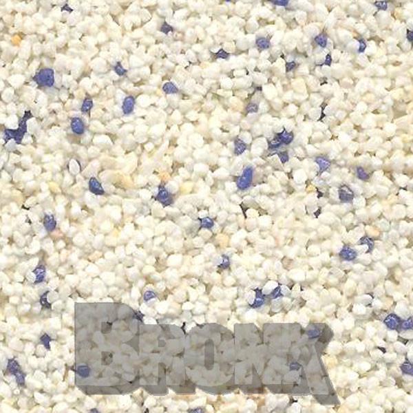 Mosaikputz Buntsteinputz 15 kg, Körnung 1,0-1,6 mm beige-lila TM6