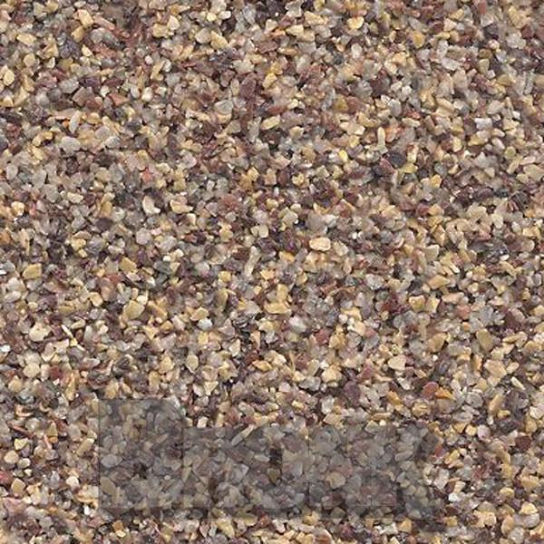 Mosaikputz Buntsteinputz 15 kg, Körnung 1,0-1,6 mm sand/gelb-quarz-braun TM79