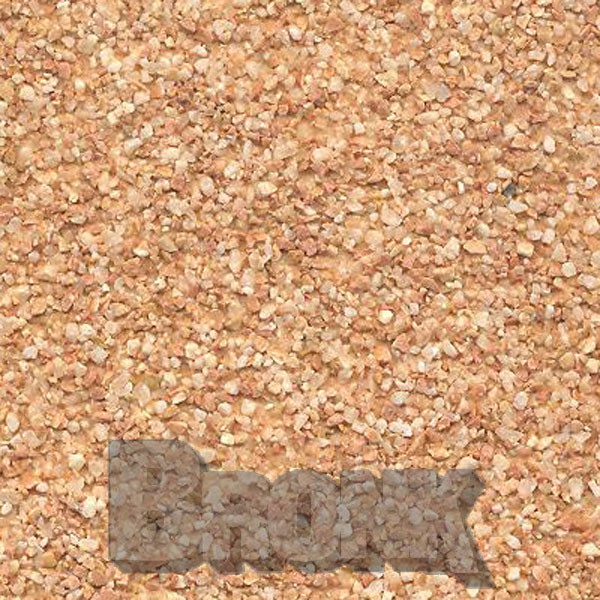 Mosaikputz Buntsteinputz 15 kg, Körnung 1,0-1,6 mm beige-orange TM75