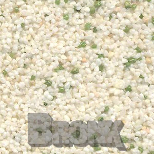 Mosaikputz Buntsteinputz 15 kg, Körnung 1,0-1,6 mm beige-grün TM9
