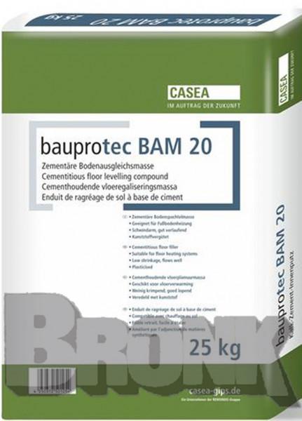 Bodenausgleichsmasse Bauprotec BAM 20