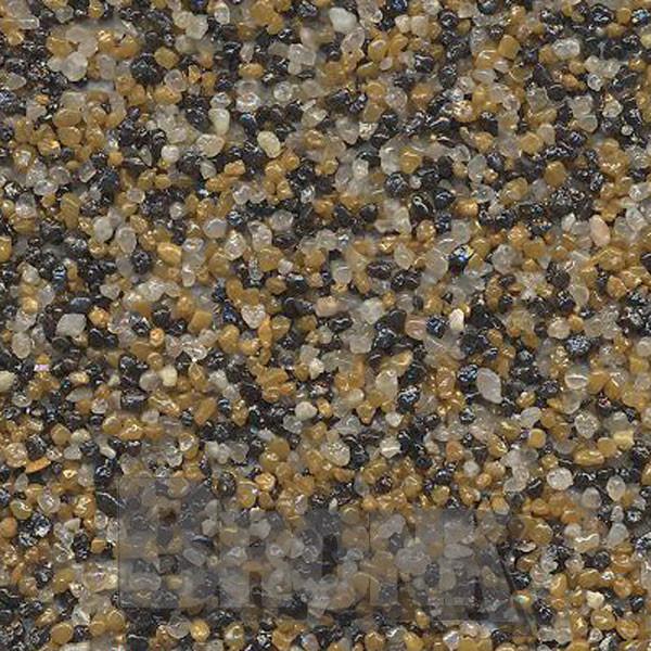 Mosaikputz Buntsteinputz 15 kg, Körnung 1,0-1,6 mm quarz-sand-schwarz TM32