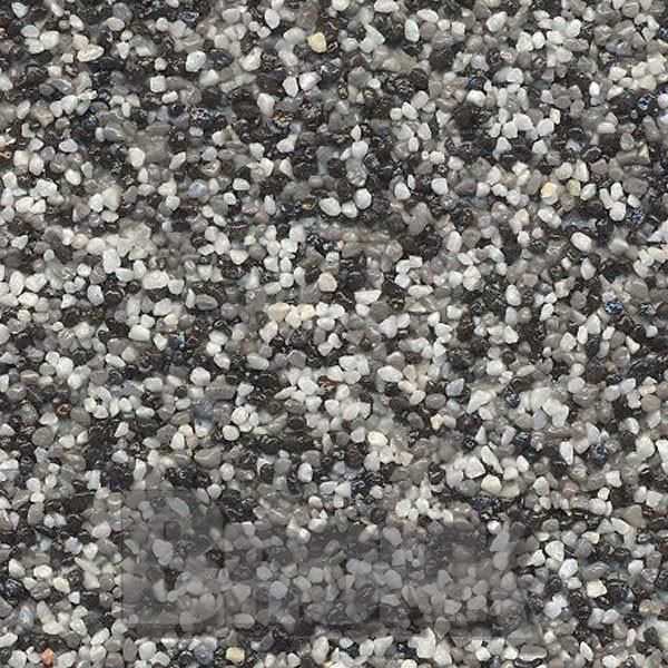 Mosaikputz Buntsteinputz 15 kg, Körnung 1,0-1,6 mm beige-grau-schwarz TM22