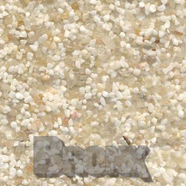 Mosaikputz Buntsteinputz 15 kg, Körnung 1,0-1,6 mm beige-quarz-sand TM10