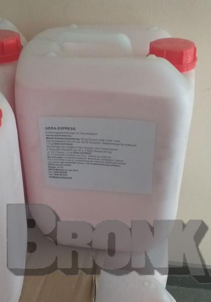 Austrocknungs- und Erhärtungsbeschleuniger 25 kg Kanister