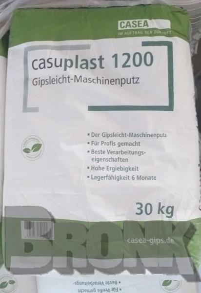 Casuplast 1200 - Gipsleicht - Maschienenputz